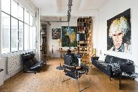 adorable Paris - Rue de Thorigny Loft luxury apartment