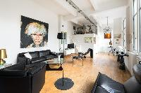 delightful Paris - Rue de Thorigny Loft luxury apartment