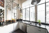 bright and breezy Paris - Rue de Thorigny Loft luxury apartment