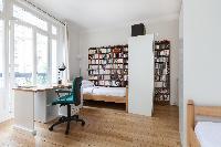 spacious Paris - Square Alboni luxury apartment