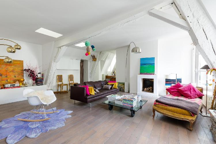 beautiful Paris - Rue Saint-Denis luxury apartment and vacation rental