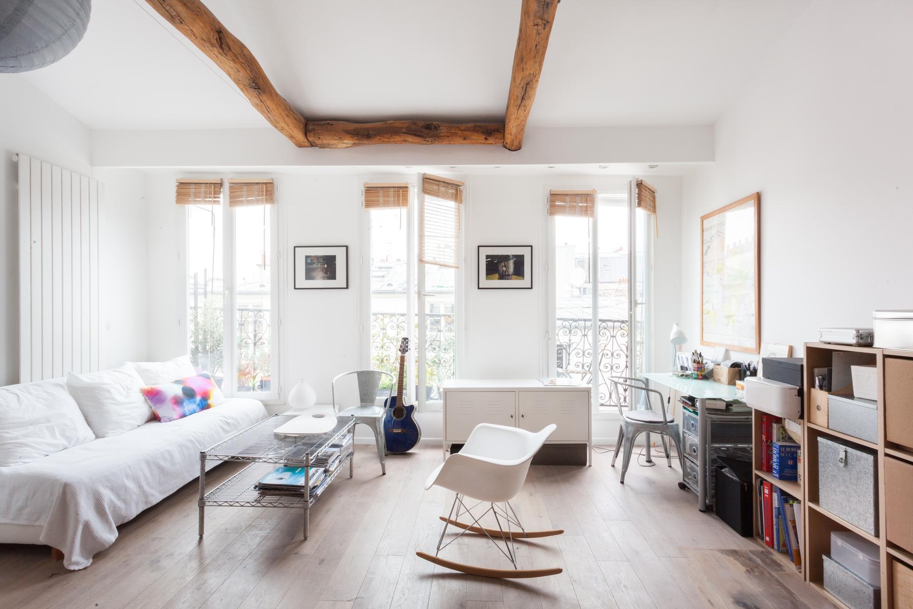 Paris - Rue Aristide Bruant II