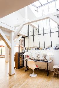 airy and sunny Paris - Rue Jules César Loft luxury apartment