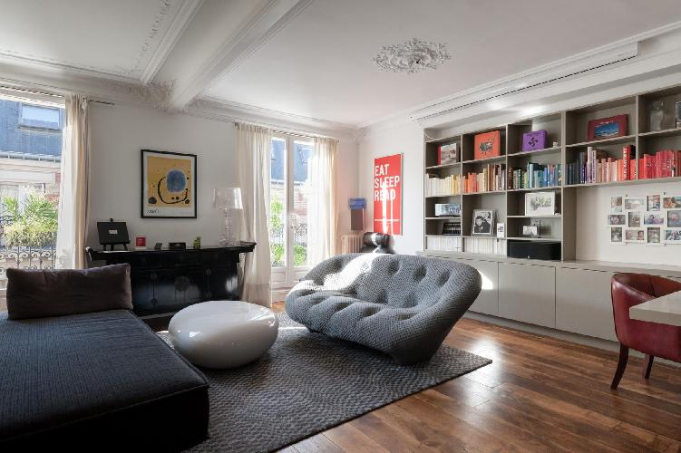 delightful Paris - Rue des Belles Feuilles luxury apartment and holiday home
