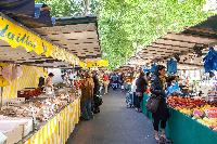 cool markets near Paris - Rue du Bac VI luxury apartment