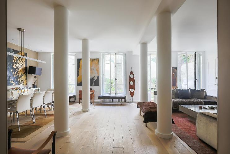 elegant Paris - Rue du Bac VI luxury apartment and vacation rental