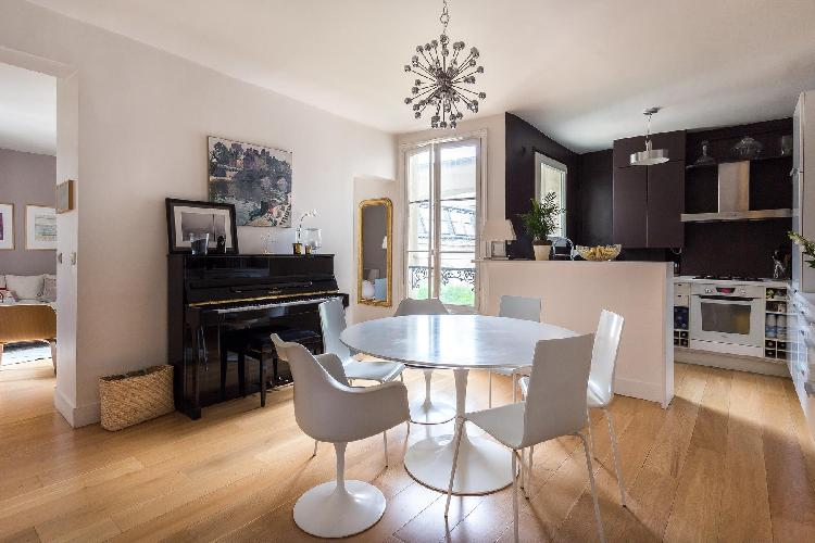 cozy Paris - Rue du Vieux Colombier II luxury apartment and holiday home
