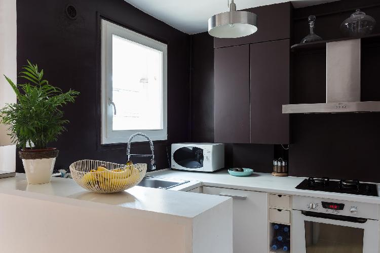 fully furnished Paris - Rue du Vieux Colombier II luxury apartment