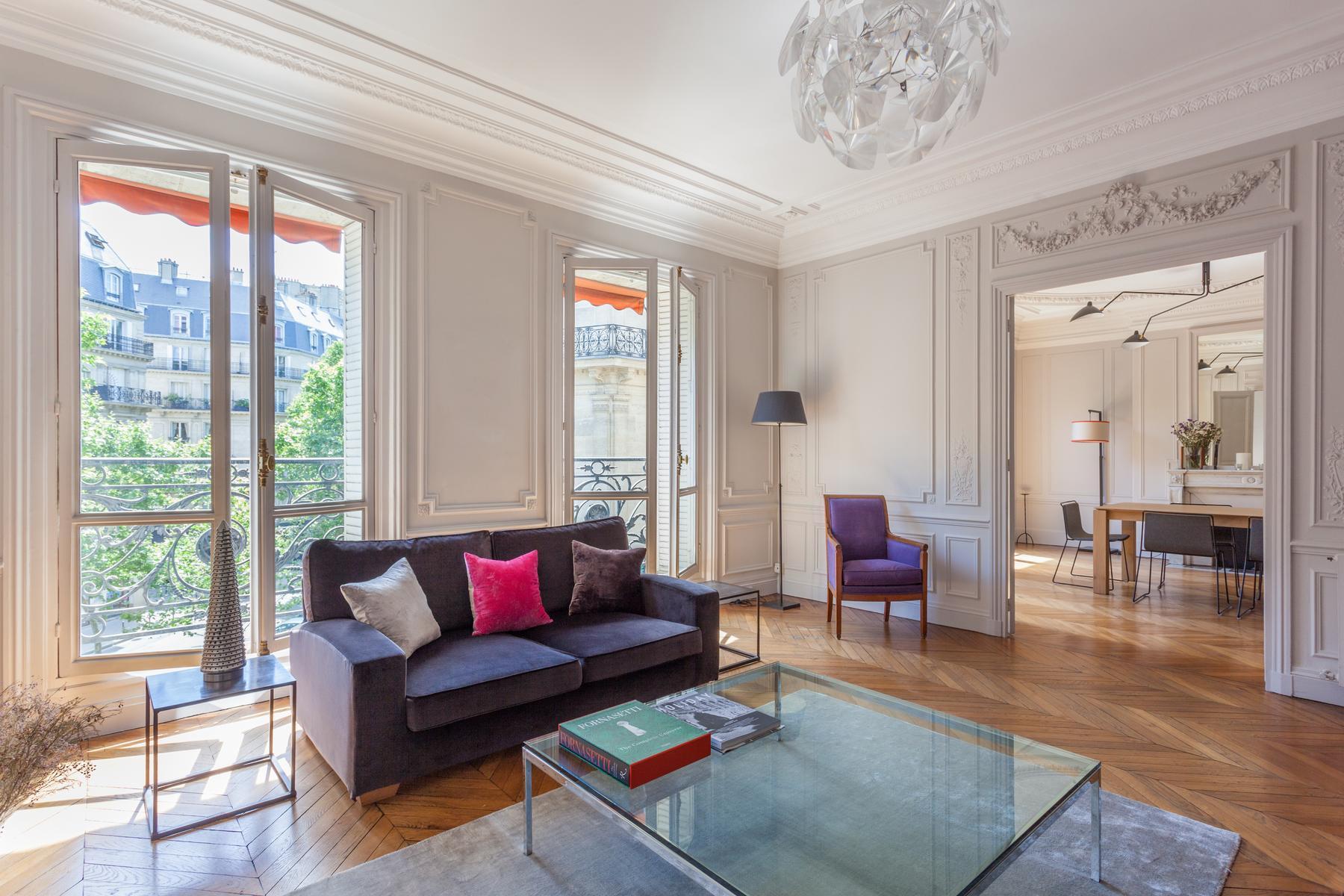Paris - Boulevard Raspail IV