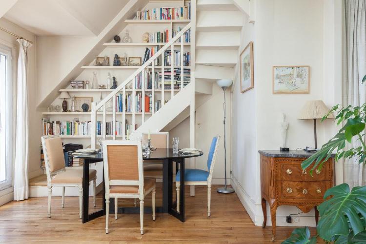 awesome multilevel Paris - Rue Jean Daudin luxury apartment