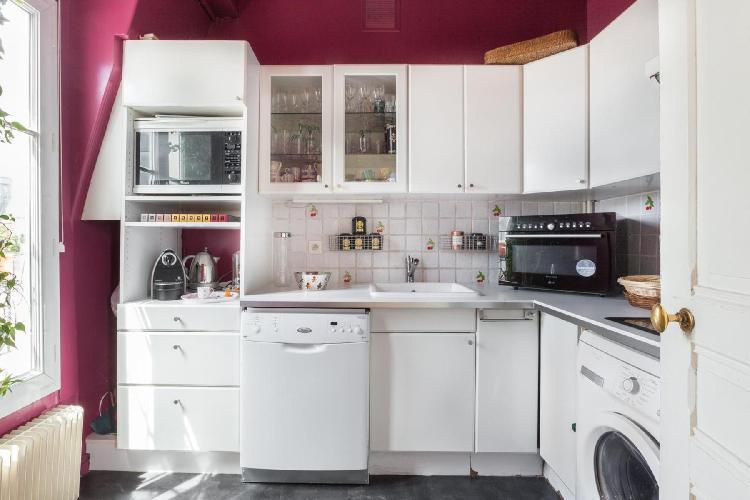 fully furnished Paris - Rue Jean Daudin luxury apartment