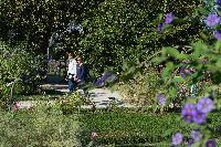 Jardin du Luxembourg close to Paris luxury apartment