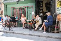 nice places to dine near Paris - Rue Notre-Dame-des-Champs II luxury apartment