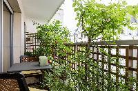 charming balcony of Paris - Rue Notre-Dame-des-Champs II luxury apartment
