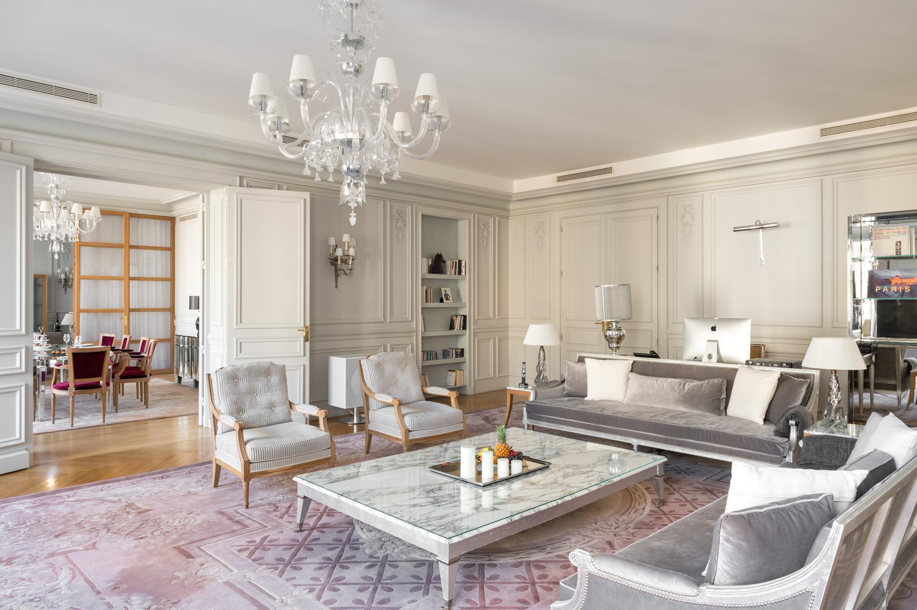 Paris - Avenue Hoche