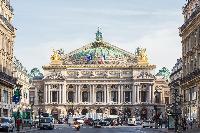 the grand Paris Opera near Paris - Rue du Faubourg Poissonnière IV luxury apartment