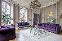 beautiful Paris - Rue du Faubourg Poissonnière IV luxury apartment and vacation rental