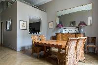 fully furnished Paris - Rue du Faubourg Poissonnière IV luxury apartment