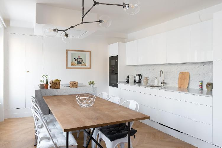 lovely Paris - Rue du Faubourg Saint-Denis II luxury apartment and holiday home