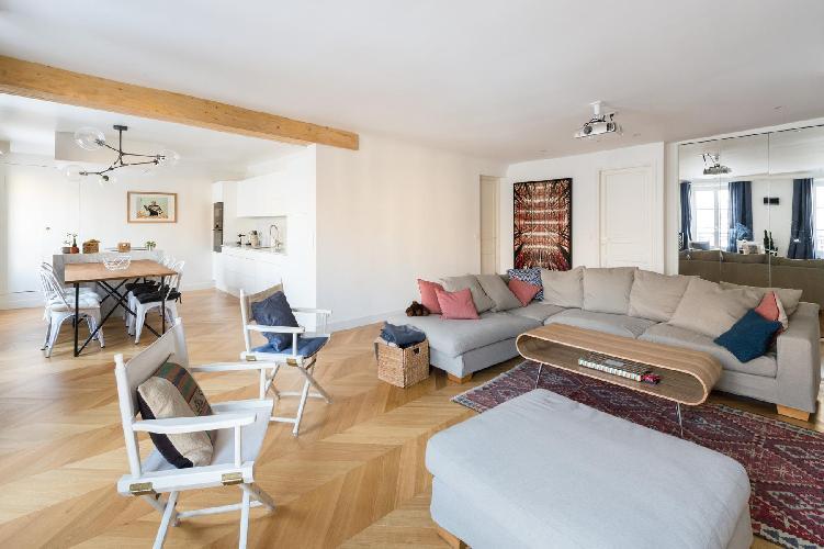 charming Paris - Rue du Faubourg Saint-Denis II luxury apartment and vacation rental
