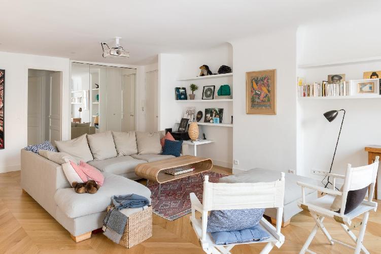 fully furnished Paris - Rue du Faubourg Saint-Denis II luxury apartment