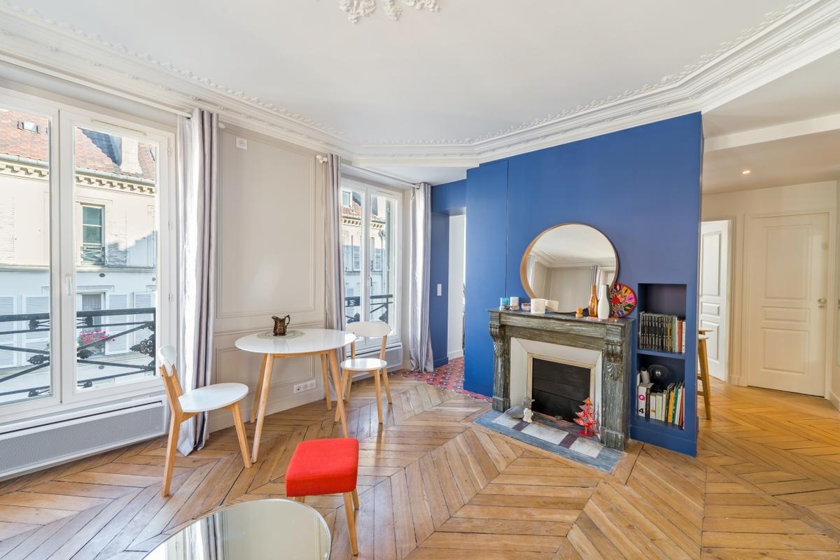 Paris - Rue Blanche
