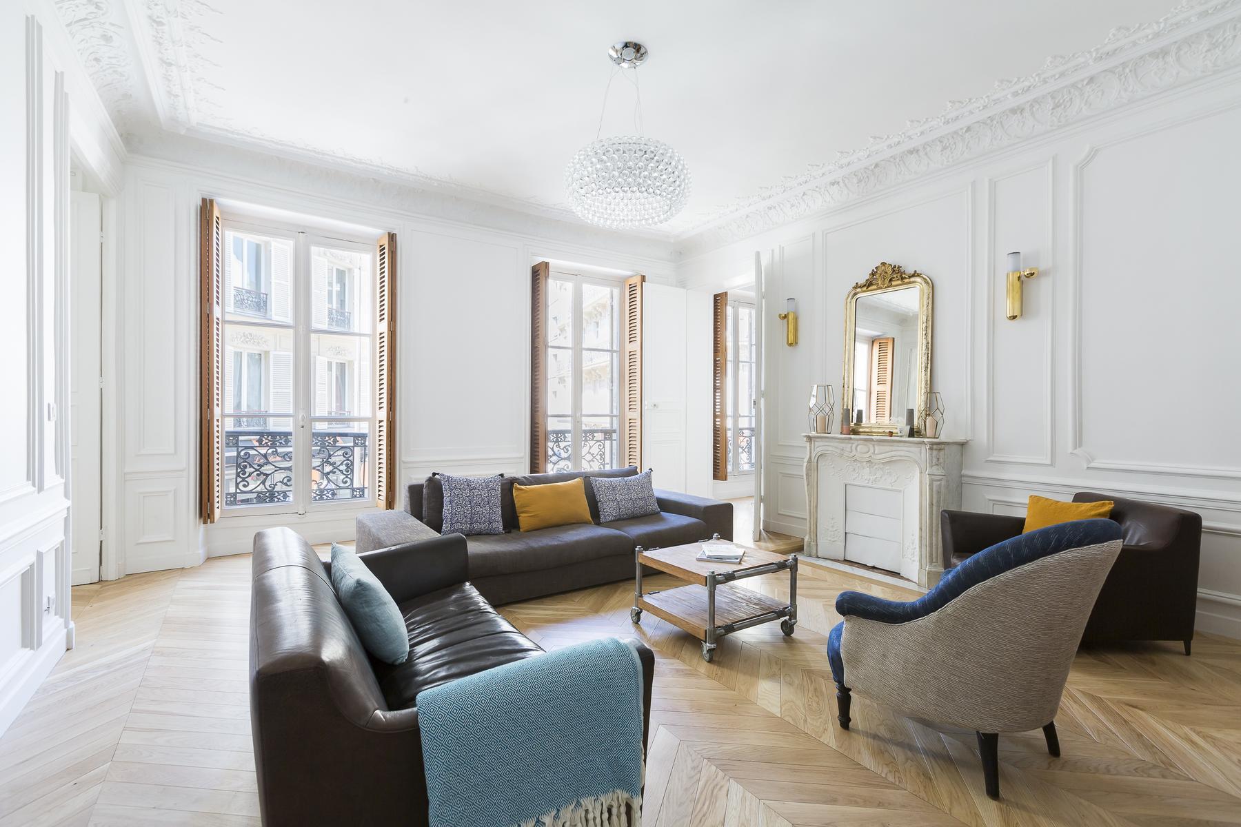Paris - Rue Blanche III
