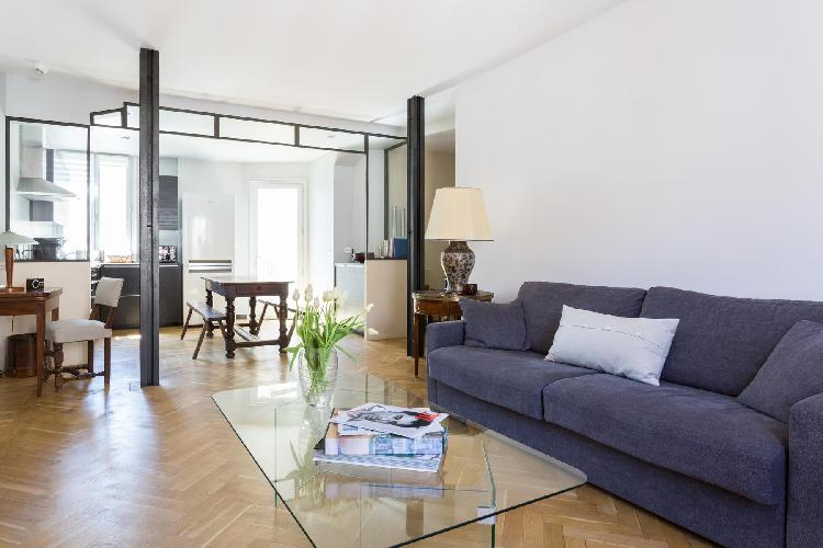 awesome Paris - Rue Saint-Romain II luxury apartment and holiday home