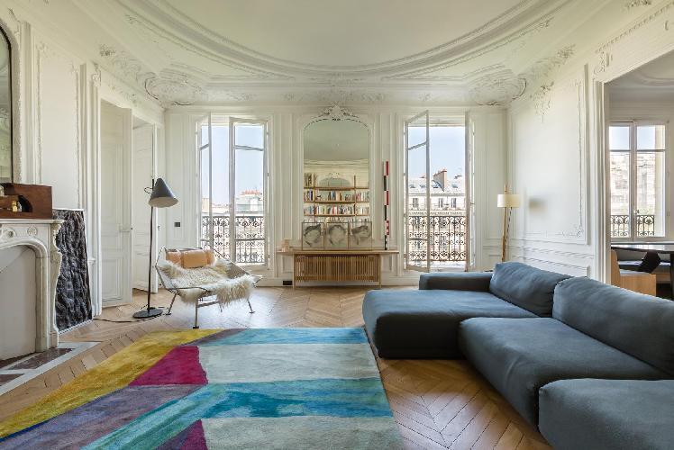 elegant Paris - Rue de Saint-Pétersbourg luxury apartment and vacation rental