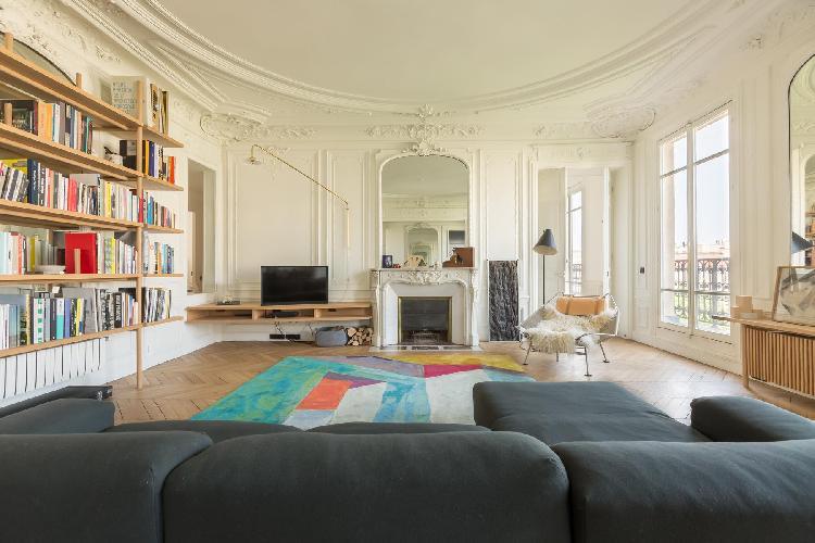 beautiful Paris - Rue de Saint-Pétersbourg luxury apartment and holiday home