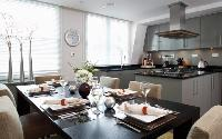 fully furnished London Palace View luxury apartment