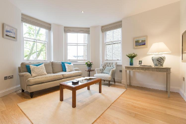 exquisite London Drayton Gardens III luxury apartment and holiday home in South Kensington near Glou