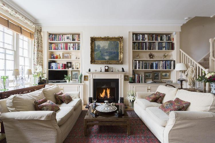 beautiful London Petersham Place luxury apartment and holiday home