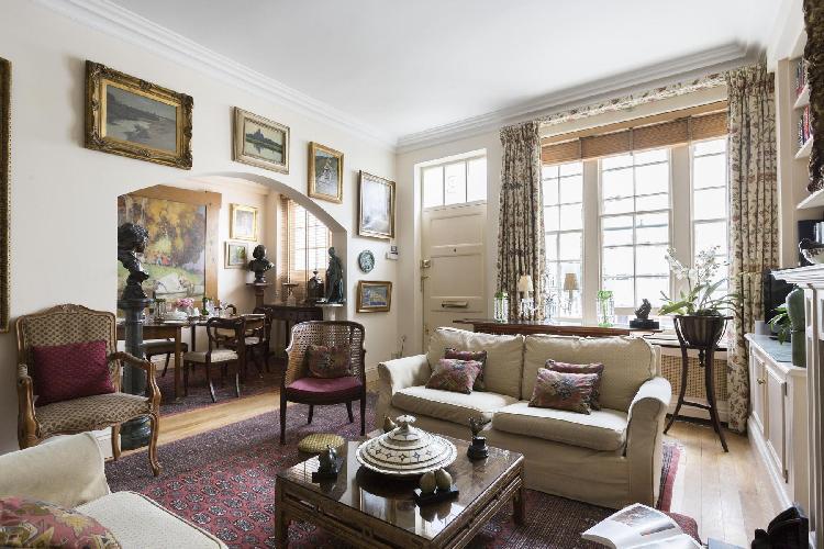 lovely London Petersham Place luxury apartment