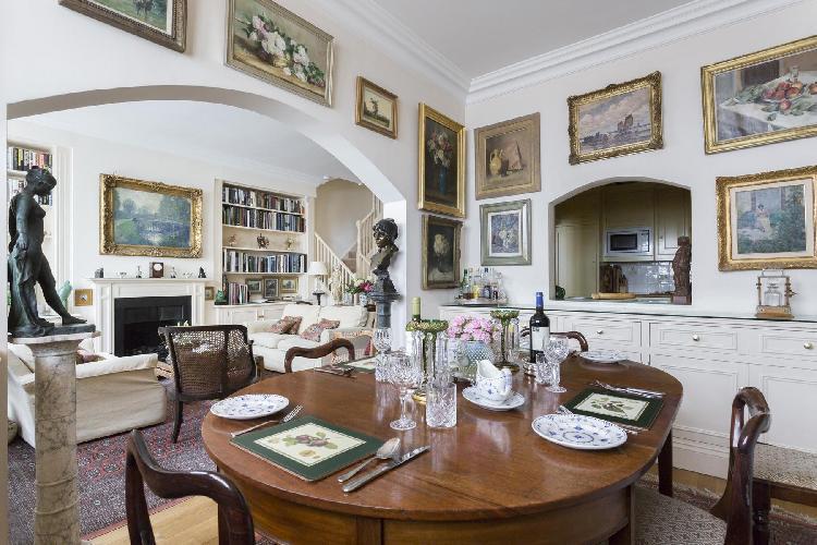 splendid London Petersham Place luxury apartment