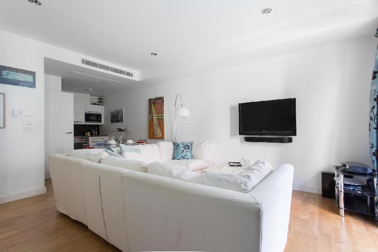pretty London Blandford Street II luxury apartment