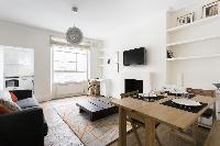 charming and chic London Colville Road III luxury apartment and vacation rental