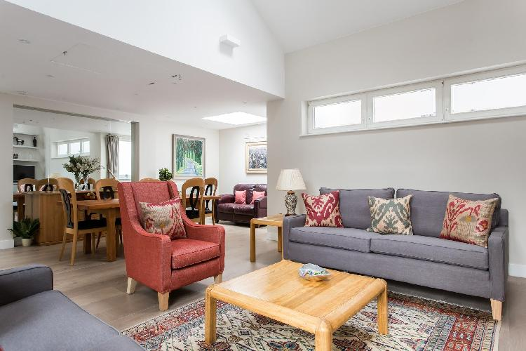 nice London Thurloe Place Mews luxury apartment and vacation rental