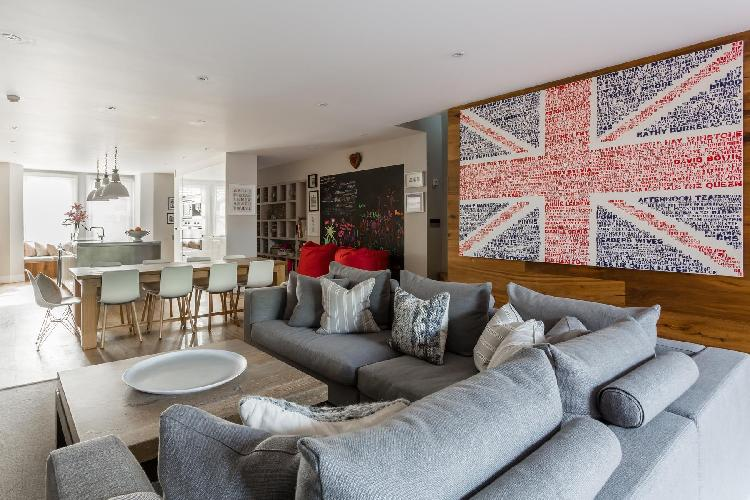 swell London Old Palace Lane luxury apartment and vacation rental