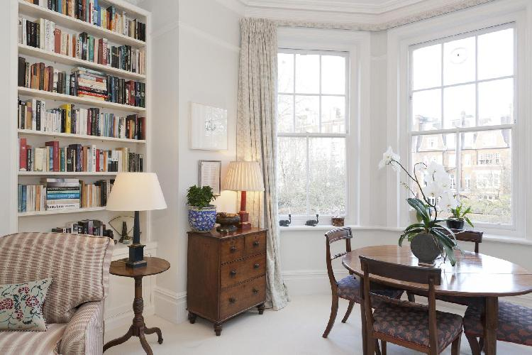 lovely London Gloucester Walk luxury apartment and vacation rental