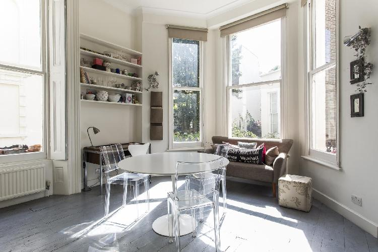 pleasant and perky London Clifton Gardens Studio luxury apartment