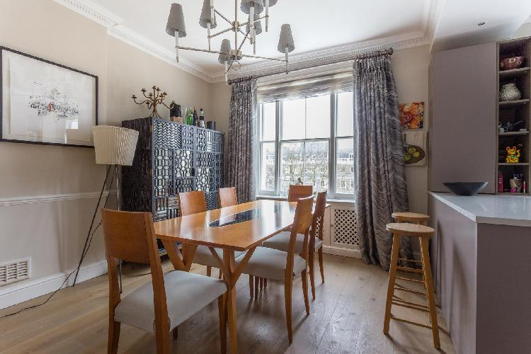 exquisite London Onslow Gardens I luxury apartment and vacation rental