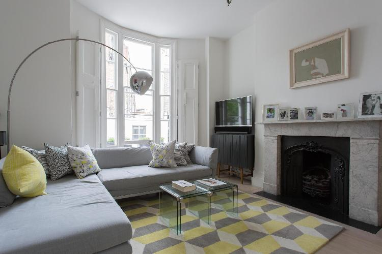charming London Westbourne Park Road luxury apartment and holiday home