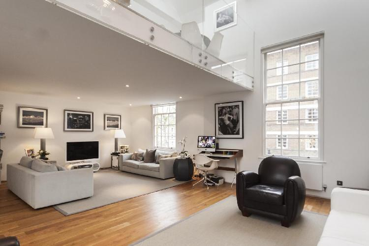 beautiful London Ladbroke Road luxury apartment and holiday home