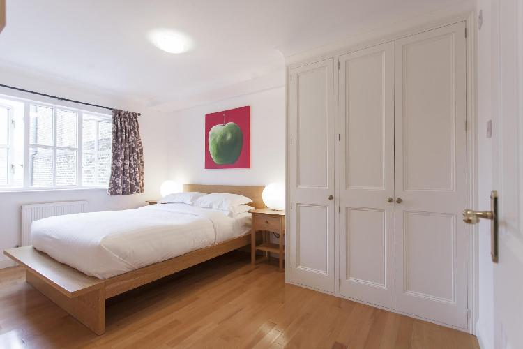 spacious, well-appointed London Theed Street luxury apartment