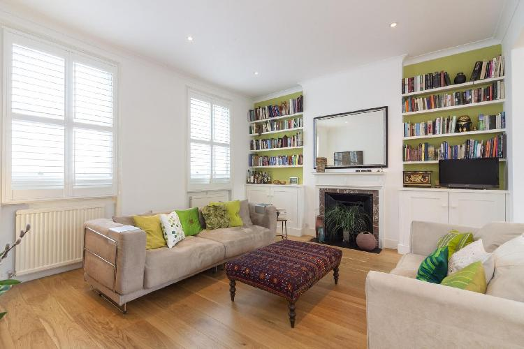 breezy and bright London Crawford Street luxury apartment and vacation rental