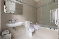 classy bathroom interiors in London Alwyne Place luxury apartment