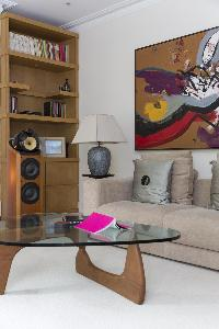 attractive furnishings in London Alwyne Place luxury apartment