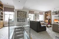 entertainment hub of London Alwyne Place luxury apartment