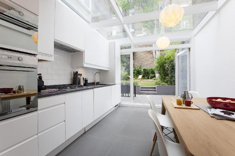 awesome London Ossington Street luxury apartment and holiday home
